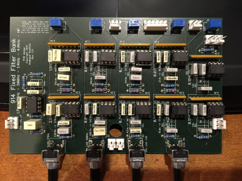 914 FFB GIC middle PCB