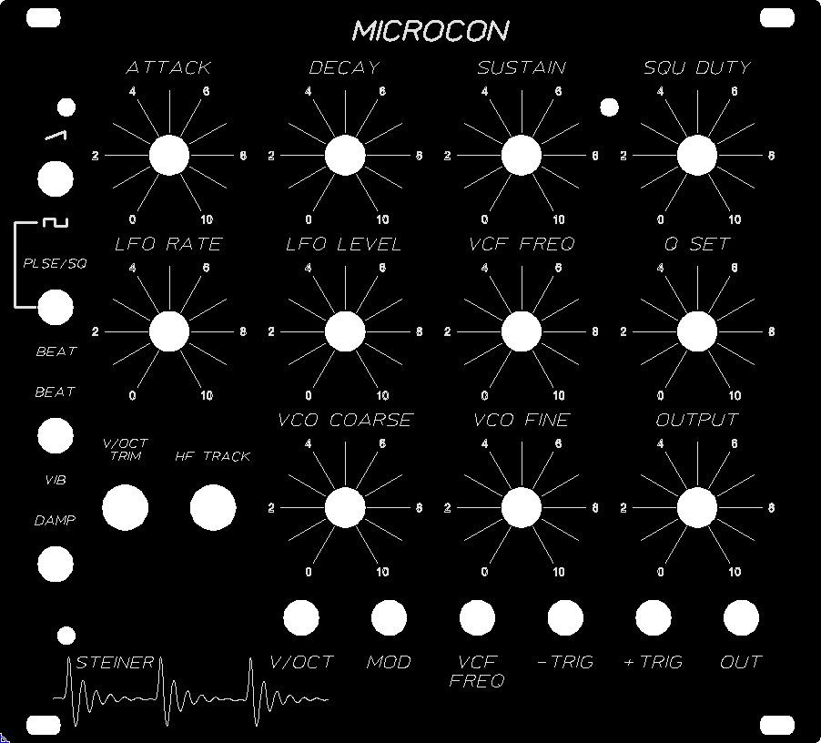 Steiner Microcon