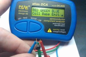 Transistor 2n5138a