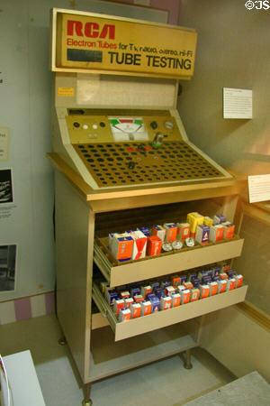 Drug Store Tube Tester